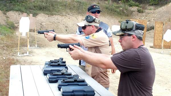 Choosing Guns | NRA World Shooting Championship