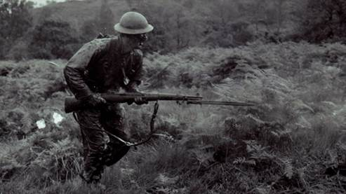 First Action in the European Theater: The M1 Garand at Dieppe